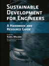 Sustainable Development for Engineers (eBook): A Handbook and Resource Guide