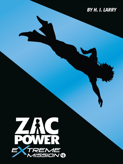 Water Blaster (eBook): Zac Power Extreme Mission Series, Book 4