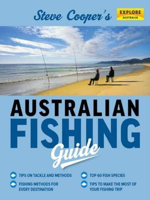 Steve Cooper's Australian Fishing Guide (eBook)