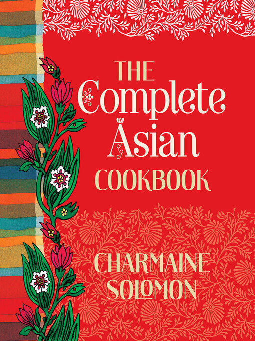 The Complete Asian Cookbook (eBook)
