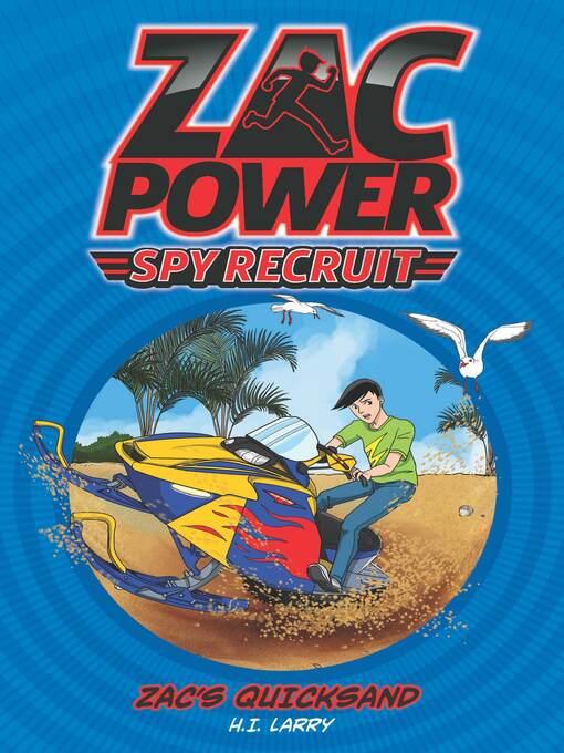 Zac's Quicksand (eBook)