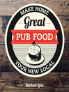 Great Pub Food (eBook): Make Home Your New Local