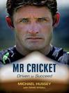 Mr Cricket (eBook)