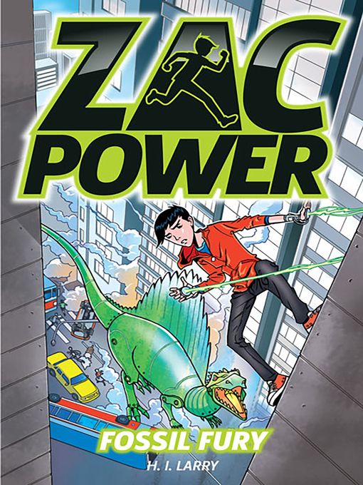 Fossil Fury (eBook): Zac Power Series, Book 24