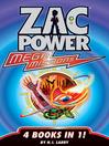 Zac Power Mega Missions (eBook): 4 Books In 1