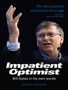 The Impatient Optimist (eBook): Bill Gates