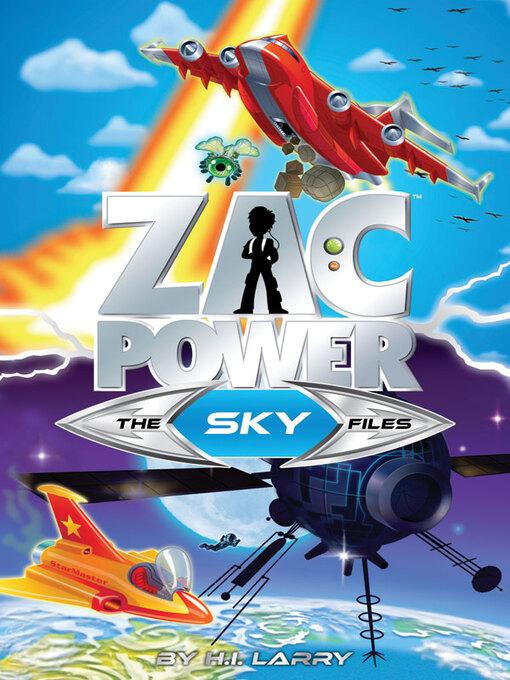 The Sky Files (eBook): Zac Power Special Files Series, Book 4