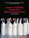 The James Halliday Wine Companion 2011 (eBook)