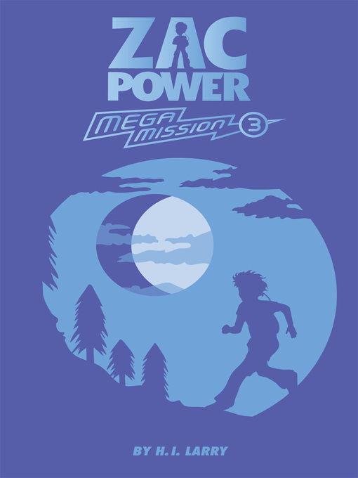 Moon Rider (eBook): Zac Power Mega Mission Series, Book 3
