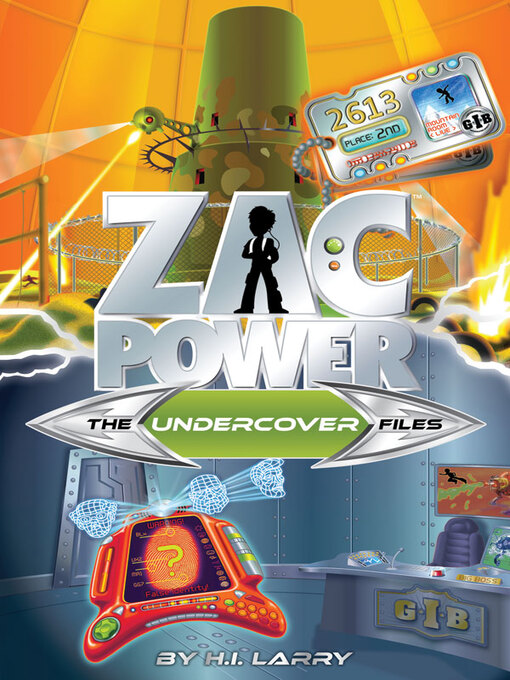 The Undercover Files (eBook): Zac Power Special Files Series, Book 5