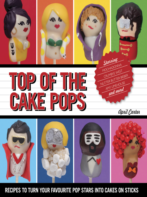 Top of the Cake Pops (eBook)