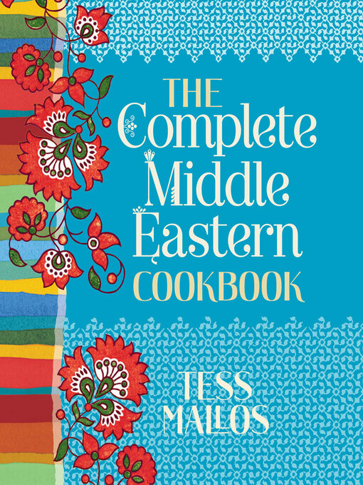 Complete Middle Eastern Cookbook (eBook)