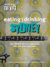 Eating and Drinking Sydney (eBook)