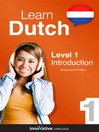 Learn Dutch - Level 1: Introduction to Dutch (MP3): Lesson 1-25
