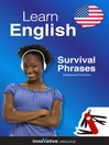 Learn English - Survival Phrases English (MP3): Lessons 1-60