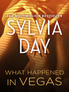 What Happened in Vegas (eBook)