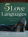 5 Love Languages Men's Edition (eBook): The Secret to Love that Lasts