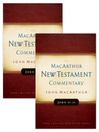 John 1-21 MacArthur New Testament Commentary Two Volume Set (eBook)