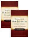 1 & 2 Corinthians MacArthur New Testament Commentary Set (eBook)