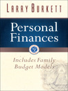 Personal Finances (eBook)