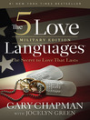 The 5 Love Languages (eBook): The Secret to Love That Lasts