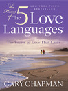 Heart of the Five Love Languages (eBook)