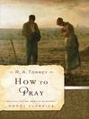 How to Pray (eBook)