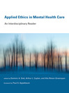 Applied Ethics in Mental Health Care (eBook): An Interdisciplinary Reader