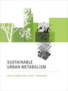 Sustainable Urban Metabolism (eBook)