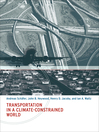 Transportation in a Climate-Constrained World (eBook)
