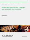 Peer Participation and Software (eBook): What Mozilla Has to Teach Government