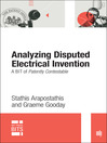 Analyzing Disputed Electrical Invention (eBook): A BIT of Patently Contestable