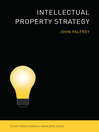 Intellectual Property Strategy (eBook)
