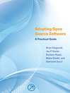 Adopting Open Source Software (eBook): A Practical Guide