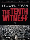 The Tenth Witness (eBook): Henri Poincare Series, Book 2