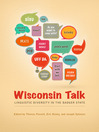 Wisconsin Talk (eBook): Linguistic Diversity in the Badger State