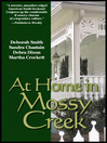 At Home in Mossy Creek (eBook): Mossy Creek Series, Book 6
