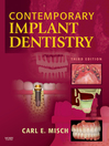 Contemporary Implant Dentistry (eBook)