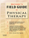 Mosby's Field Guide to Physical Therapy (eBook)