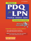 Mosby's PDQ for LPN (eBook)