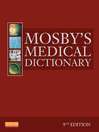 Mosby's Medical Dictionary (eBook)