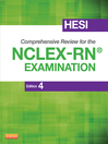 HESI Comprehensive Review for the NCLEX-RN® Examination (eBook)