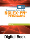 HESI Comprehensive Review for the NCLEX-PN® Examination (eBook)