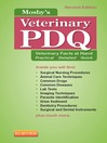 Mosby's Veterinary PDQ (eBook)