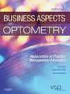 Business Aspects of Optometry (eBook): Association of Practice Management Educators