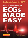 Pocket Reference for ECGs Made Easy (eBook)