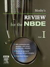 Mosby's Review for the NBDE, Part 1 (eBook)