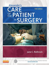 Alexander's Care of the Patient in Surgery (eBook)