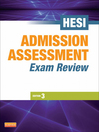 Admission Assessment Exam Review (eBook)