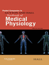 Pocket Companion to Guyton & Hall Textbook of Medical Physiology (eBook)